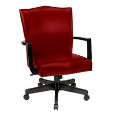 Morgan Eco Leather Manager's Office Chair