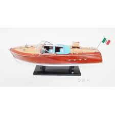 Riva Triton Medium Painted Boat