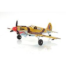 1941 Curtiss Hawk 81A 1:36 Plane