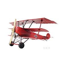 1917 Baron Fokker Triplane