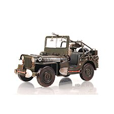1940 Willys-Overland Jeep 1:12 Car