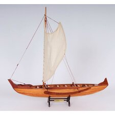 Hawaiian Model Boat