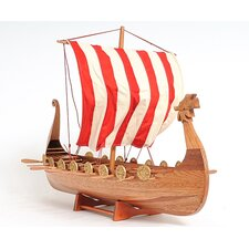 Drakkar Viking Model Boat