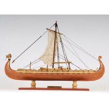 Viking Small Model Boat