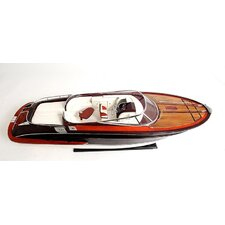 <strong>Old Modern Handicrafts</strong> Riva Rivarama E.E. Model Boat