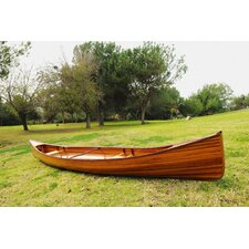 <strong>Old Modern Handicrafts</strong> Real canoe 16