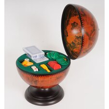 <strong>Old Modern Handicrafts</strong> Globe Poker Set
