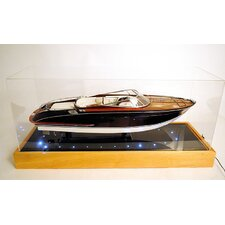 Special Case with Lights for Speed Boats