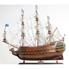 Medium Soleil Royal Model Boat