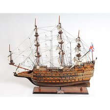 Sovereign of the Seas Mid Size EE Model Boat