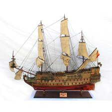 <strong>Old Modern Handicrafts</strong> San Felipe X-Large Limited Edition Model Ship