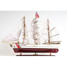 Us. Coast Guard Eagle E.E. Sailing Model Ship