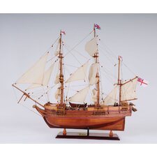 <strong>Old Modern Handicrafts</strong> Beagle Model Ship