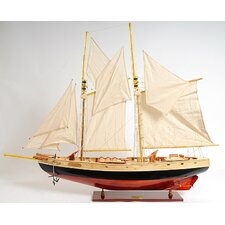 Large Bluenose Ii Model Boat