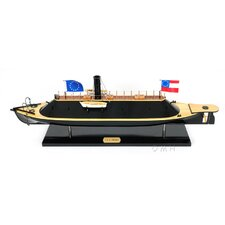 CSS Virginia Model Boat