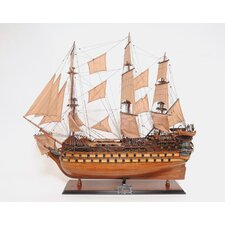 La Bretagne Model Ship