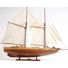 Bluenose II Model Ship