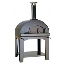 Extra Large Pizza Oven and Cart