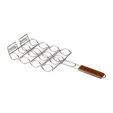 Stainless Adjustable Corn Grilling Basket