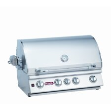 "30"" Angus Gas Grill with Cart"