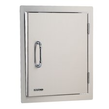 Stainless Steel Vertical Access Door