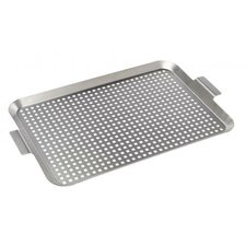 Stainless Grid with Side Handles