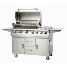<strong>Bull Outdoor Products</strong> 7 Burner Premium Gas Grill