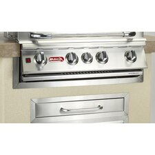 <strong>Bull Outdoor Products</strong> Stainless Steel Grill Finishing Frame