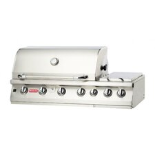 "<strong>Bull Outdoor Products</strong> 47"" 7 Burner Premium Built-In Gas Grill"