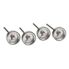<strong>Bull Outdoor Products</strong> Reusable Steak Button (Set of 4)