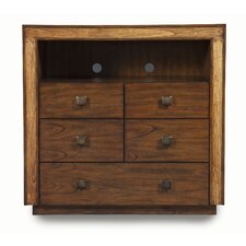 <strong>Origins by Alpine</strong> Jimbaran Bay 5 Drawer Media Chest
