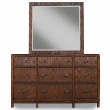 Loft 9 Drawer Dresser