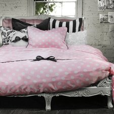 Lingerie Dots 2 Piece Full/Queen Duvet Set