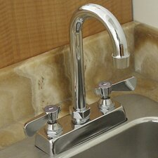 <strong>A-Line by Advance Tabco</strong> Deck Mounted Bar Sink Faucet
