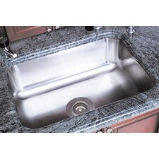 "11.5"" X 11.5"" Single Bowl Undermount Kitchen Sink"