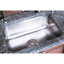 """11.5"""" X 11.5"""" Single Bowl Undermount Kitchen Sink"""