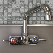 <strong>A-Line by Advance Tabco</strong> Wall Mounted Utility Sink Faucet