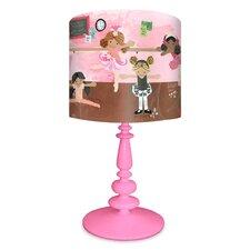 Ballet Class Table Lamp