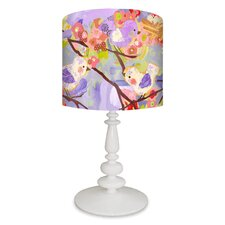 <strong>Oopsy Daisy</strong> Cherry Blossom Birdies Table Lamp