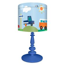 On the Road Again Table Lamp