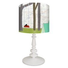 <strong>Oopsy Daisy</strong> Camp USA Table Lamp