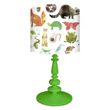 Forest Friends A to Z Table Lamp