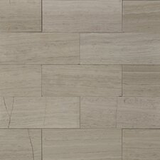 "<strong>The Bella Collection</strong> 8"" x 3"" Marble Tile in Cerro Hudson"