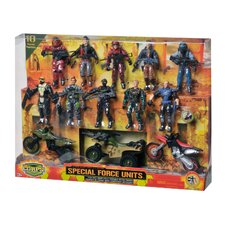 Corps 12 Piece Special Forces Set