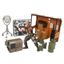Corps 5-Piece Total Soldier Battle Zone Command Warehouse Set