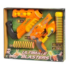Total Air X-Stream 4 Piece Cranking Cannon and Ball Blaster Set