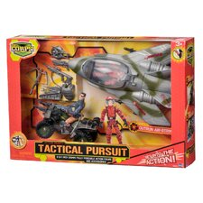 Corps 5 Piece Tactical Pursuit Set with Plane