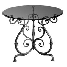 <strong>DJA Imports</strong> Ornate Table Base