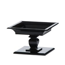 Wood Lacquered Square Serving Tray