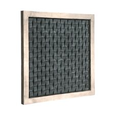 Square Block Panel Wall Décor
